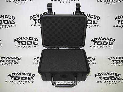 Black 10.5 Weatherproof Equipment Case 4 Trimble Nomad 800 800xc 800b 900 L Lc