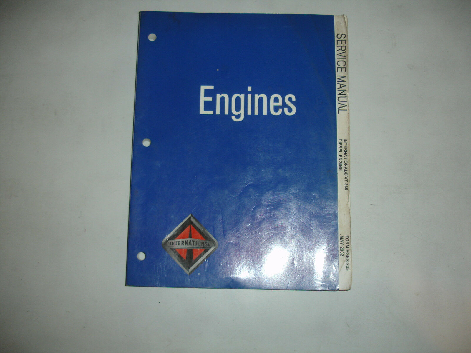 Navistar Vt365 Engine Diagram Electrical Wiring Diagrams Vt 365 Manual Enthusiast U2022 V8