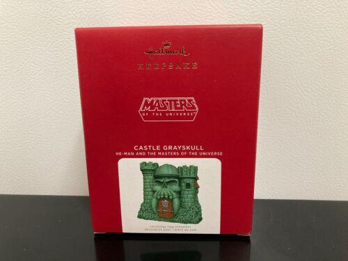 *Castle Greyskull*  2021 Hallmark Ornament ~ Masters of the Universe ~ NIB! ~