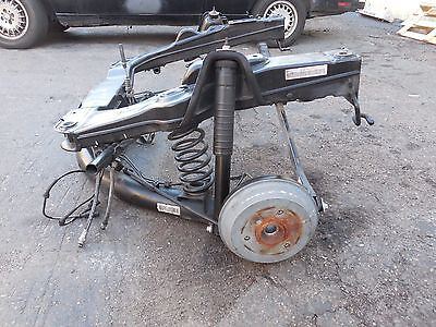 Smart Car Fortwo Passion Pure 2008 2015 Oem Complete Rear