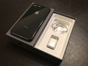 iPhone 8 Plus 64GB -  W/Warranty