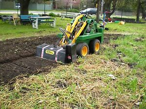 Chelsea Rotary Hoeing and mini diggers Chelsea Kingston Area Preview