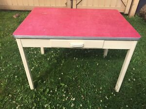 Country kitchen table or desk