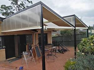Pergola structure Carlingford The Hills District Preview
