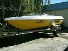 Pride carbian ski runabout with trailer no motor Owen Wakefield Area Preview