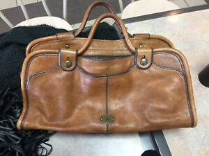 Authentic Fossil Bag, Barely Used