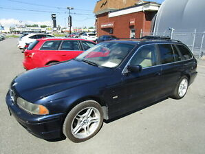 2001 BMW 525 528I,WAGON,SUPER CONDITION,270000KM,