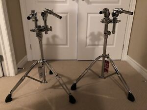 Pearl T1030 Double Tom, Cymbal Tom Stand