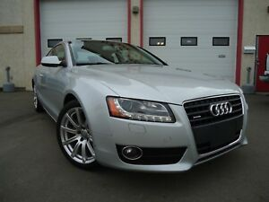 2010 Audi A5 Premium, 2.0T Quattro, Leather Heated Seats, Sunro