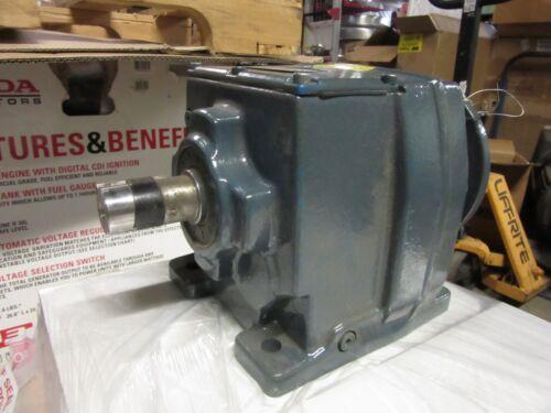 Falk Ultramite In-Line Speed Reducer Gear Box 204UCBN2A28, Ratio 28:1