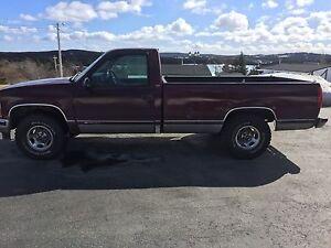 1996 chev 1500