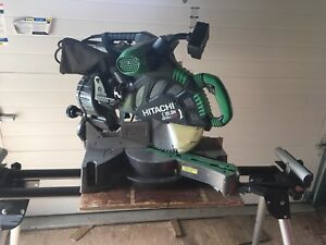 Next to New miter saw