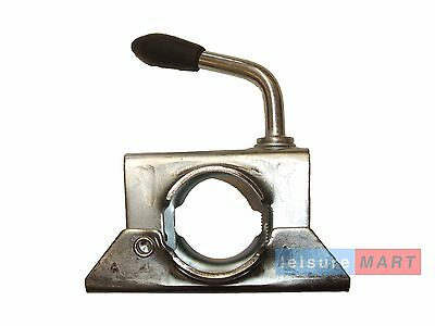 48mm Maypole clamp for use with medium duty jockey wheels and 48mm prop stands