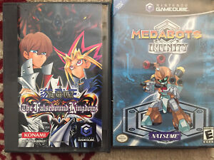 Two GameCube Games