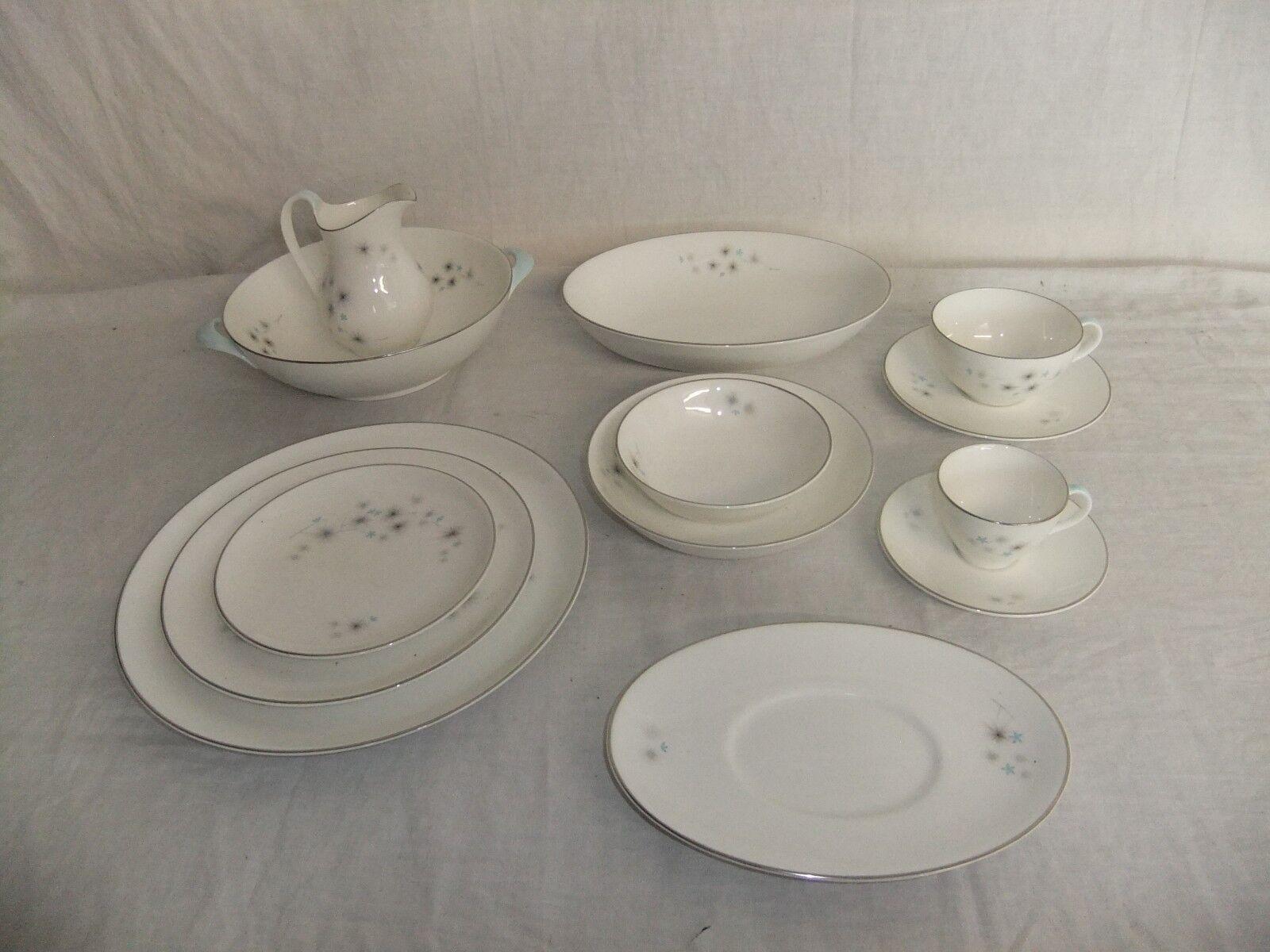 C4 Porcelain Royal Doulton Thistledown 5D7A