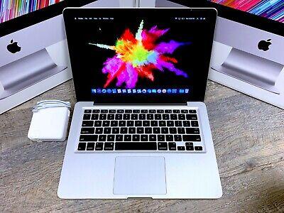 "Apple MacBook Pro Pre-Retina 13"" / 3 YEAR WARRANTY / OSX-2018 / Intel Core i5"