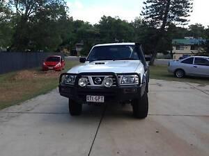 2002 Nissan Patrol Wagon Ipswich Ipswich City Preview