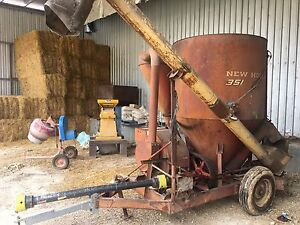 NH351 MIXALL  HAMMERMILL C/W 12 INCH ROLLER MILL Guyra Guyra Area Preview