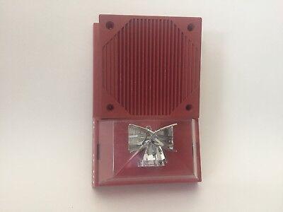 Space Age Electronics Ha24d Va4-bl-ra24d-ha24d Fire Alarm Hornstrobe Combo