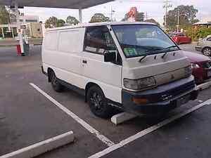 2001 mitsubishi express van Braybrook Maribyrnong Area Preview