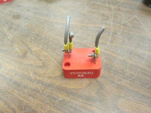 Harris Varistor V511DB40 A4 Used