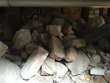 Free bricks and rocks North Manly Manly Area Preview