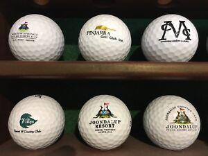 Wanted: Logo Golf Balls - WANTED