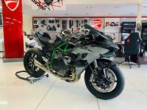 Kawasaki H2R - Never Started - Green Frame - 310hp Supercharged Mornington Mornington Peninsula Preview
