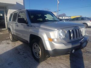 2013 Jeep Patriot Sport/North Roof Rails, Sport/North Edition