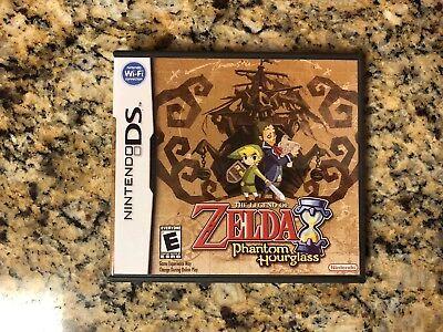 The Legend of Zelda: Phantom Hourglass (Nintendo DS, 2007) *US Seller* [Sealed]