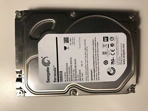 Seagate Barracuda 3TB 3.5 inch internal hard drive