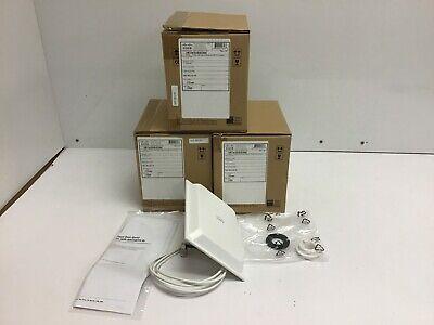 3 NEW Cisco Air-ANT2451V-R AiriNet Dual Band OMNI Antenna 2.4GHz, 2dBi w/ RP-TNC