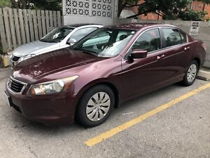 Honda Accord 2008 LX