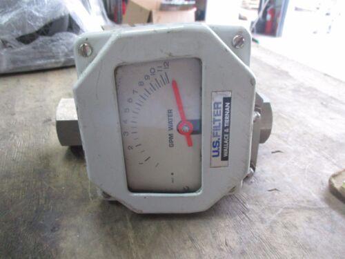 Wallace Tiernan Flow Meters Surplus Industrial Equipment