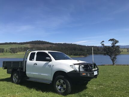 Wanted: Hilux Extra Cab
