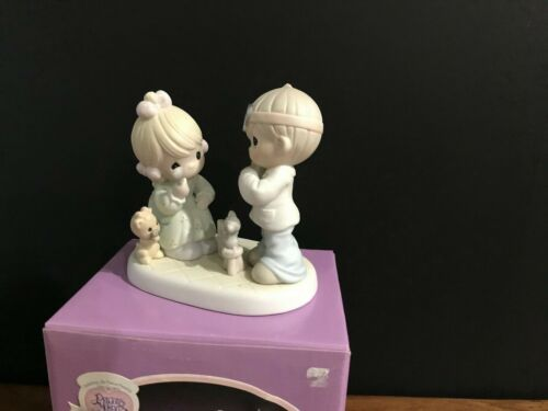 Enesco Precious Moments  20 Years And The Vision's Still The Same #306843 W Box