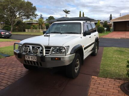 2002 Nissan Patrol Wagon
