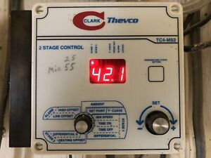 Thevco Glasspac TC4-MS3 and TC4-MS2 Barn Controllers