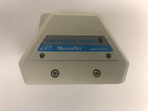 Cole-Parmer MasterFlex Cartridge Pump Model 7519-10