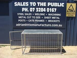 Large Dog Crate / Ute Cage Clontarf Redcliffe Area Preview