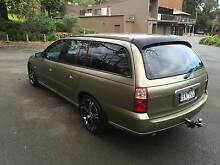 2006 COMMODORE WAGON SPOTLESS RWC AND MAY 2017 REGO Melbourne CBD Melbourne City Preview