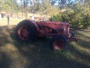 David brown  cropmaster vintage tractor Kempsey Kempsey Area Preview