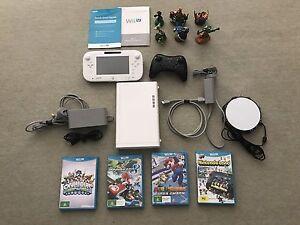 Nintendo WiiU console + games. Mariokart 8 Lara Outer Geelong Preview