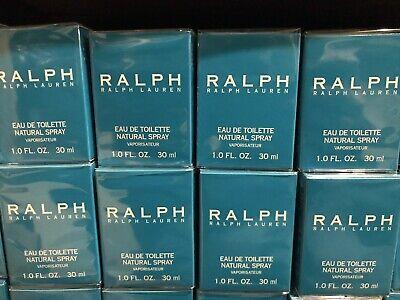 LOT OF 8!! RALPH LAUREN Ralph Eau de Toilette Natural Spray Women 1oz/30ml NIB