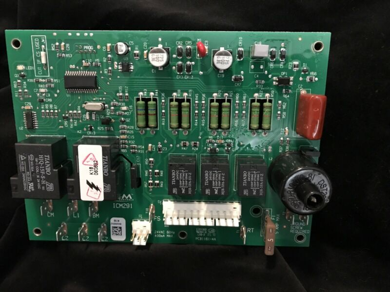 ICM291 Gas Control Board  *** Free Shipping ***