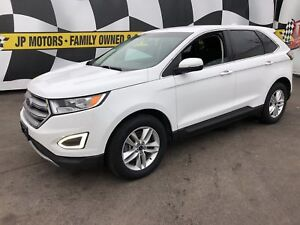 2016 Ford Edge SEL, Automatic, Heated Seats, Back Up Camera, AWD