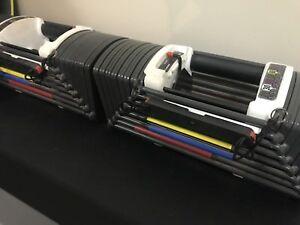 Power Block Adjustable Weights