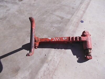 Unstyled Allis Chalmers Wc Tractor Original Clutch Pedal