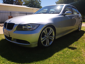 05 320i e90 bmw low ks Renmark Renmark Paringa Preview