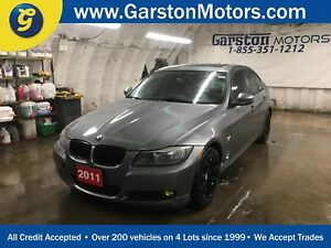 2011 BMW 328xi 328xi*AWD*NAVIGATION*LEATHER*POWER SUNROOF*ALLOYS